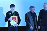 В Бишкеке вручали призы победителям фестиваля короткометражек