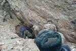 Жалал-Абаддын Таш-Көмүр шаарындагы ураган шахта