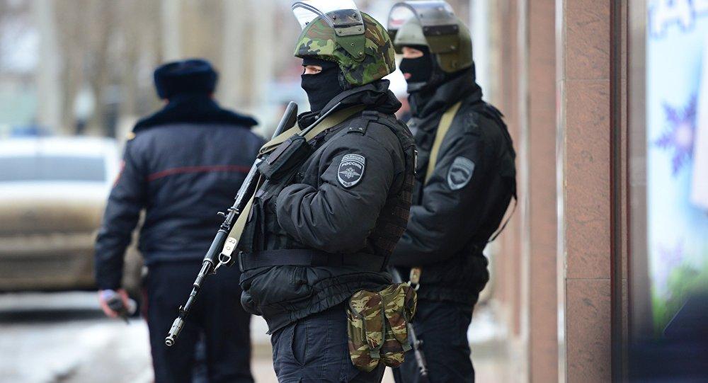 ВГрозном спецслужбы устранили боевиков напавших наполицейских