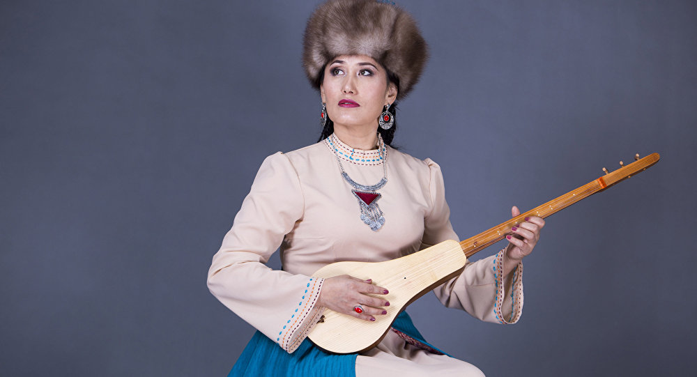 Кыргыз фольклордук ырчылардын көрүнүктүү өкүлдөрүнүн бири Анара Шайымкулова