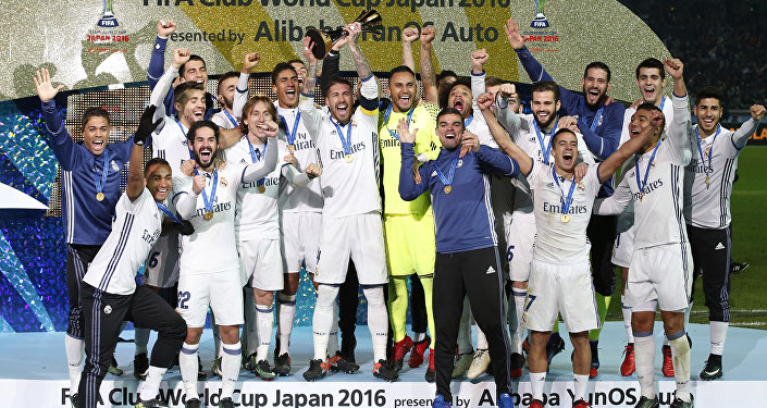 Испаниянын Реал Мадриди дүйнөнүн клубдук чемпиону Кубогун жеңип алды