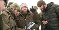 Кадыров возглавил спецоперацию в Грозном и следил за поиском боевиков с дрона