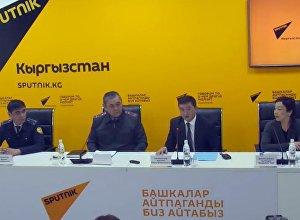 О борьбе со стихийной торговлей рассказали в пресс-центре Sputnik
