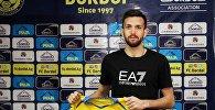 Российский футболист Егор Потапов