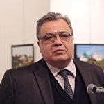 Россиянын Түркиядагы элчиси Андрей Карлов Анкарада кол салуудан улам каза болду