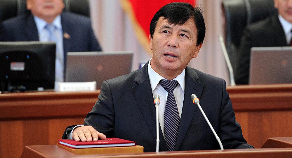 Жунусов Ибрагим Кожоназарович