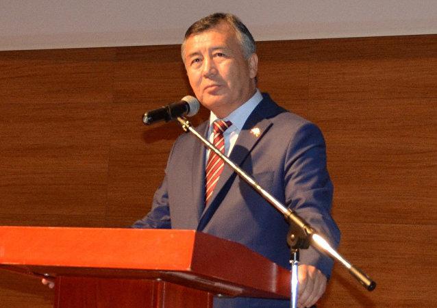 Посол Кыргызстана в Турции Ибрагим Жунусов