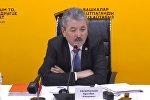 Доходы и дефицит — Касымалиев рассказал о бюджете страны
