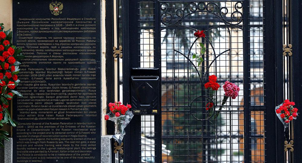 Посол Киргизии был очевидцем  убийства Андрея Карлова вАнкаре