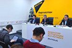 О республиканском бюджете — 2017 рассказали в пресс-центре Sputnik