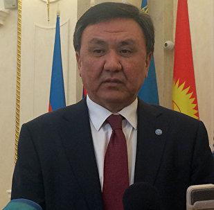 Постпред Кыргызстана Кубанычбек Омуралиев