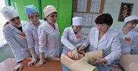 Студенты медицинского факультета. Архивное фото