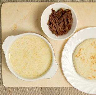 Вкусно и просто: приготовь кыргызский суп убай вместе со Sputnik