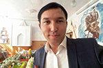 Чубак Сатаев коомдук фонду уюштурганын фонд жетекчиси Кубаныч Сатаевдин архивдик сүрөтү