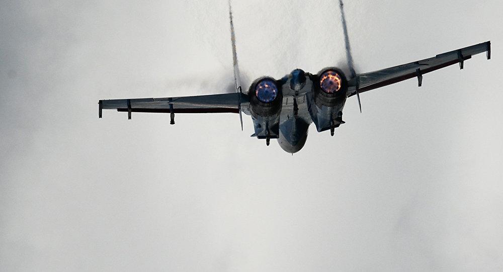 Су-27 учак. Архив