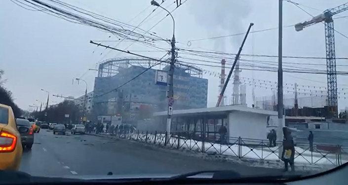 В Российской Федерации произошел мощнейший взрыв, есть жертвы: появилось видео