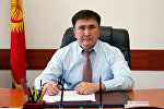 Улуттук энергетикалык холдингдин жетекчисинин орун басары Нурлан Садыковдун архивдик сүрөтү
