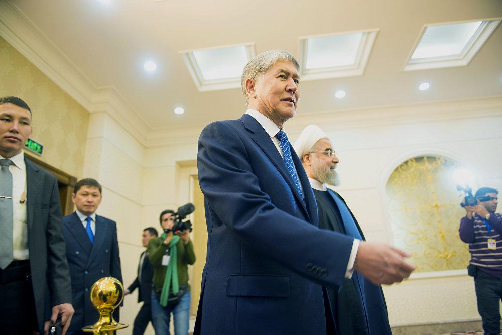 Кыргызстан менен Ирандын ортосундагы дипломатиялык байланыштар 1992-жылы 10-майда түзүлгөн