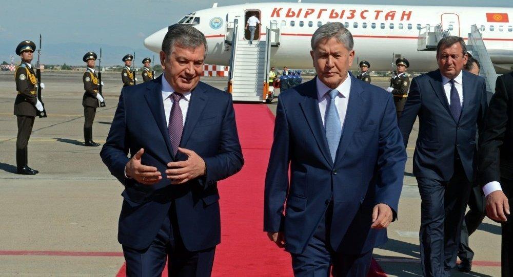 Атамбаев посетит Петербург: руководителя стран ЕАЭС примут пограничный кодекс