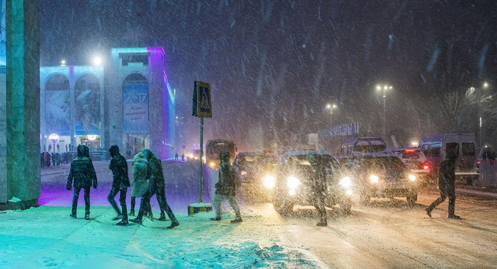 31декабря вБишкеке перекроют центральные дороги. Карта