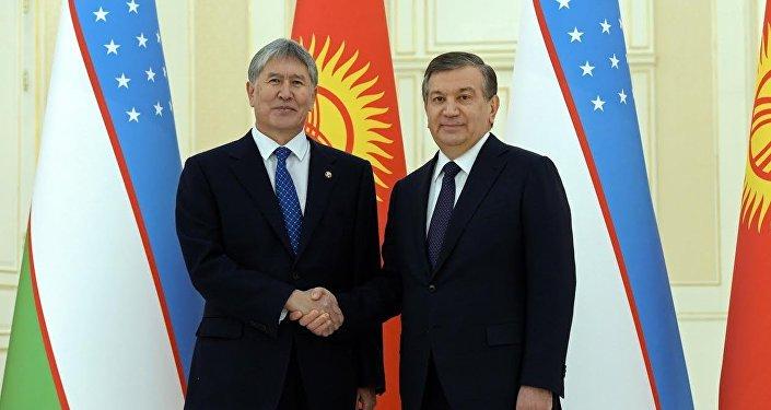 Президент Киргизии впервый раз с2008 года нанесет визит вУзбекистан
