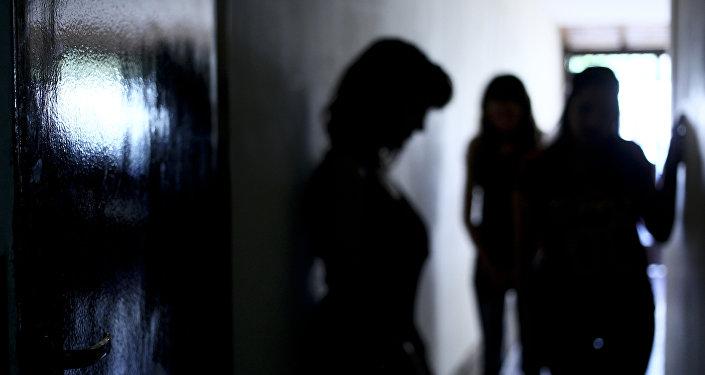 Женщины жертвы сексуального насилия. Архивное фото