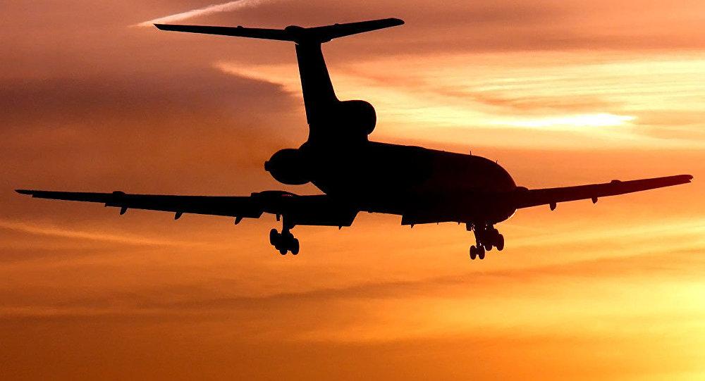 Пропавший Ту-154 мог рухнуть вгорах Кавказа