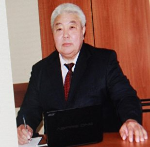 Снимок с официального сайта КГЮА. Бывший глава МВД Кыргызстана генерал-майор милиции Болотбек Ногойбаев