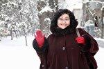 КР Эмгек сиңирген артисти, кыргыз эстрадасынын шайыр күлкүсү, бийик үндүн ээси Гүлнара Тойгонбаева