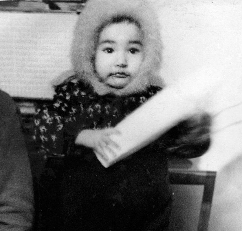 Детская фотография Гульнары Тойгонбаевой