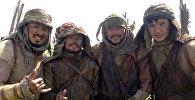 Члены группы профессиональных каскадеров Nomad Stunts. Архивное фото