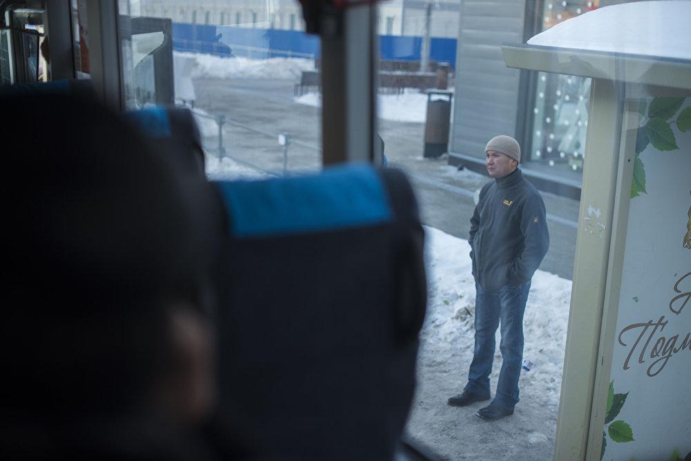 Москва. Жуковский аба майданындагы мекендешибиз