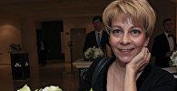 Архивное фото исполнительного директора фонда Справедливая помощь Елизаветы Глинка