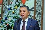 Дзюдо федерациясынын жаңы шайланган президенти Жолдошбек Көлбаевдин архивдик сүрөтү
