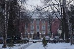 Конституциялык палатанын имараты. Архивдик сүрөт