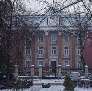 Здание Конституционной палаты Верховного суда КР