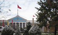 Мэрия города Бишкека. Архивное фото