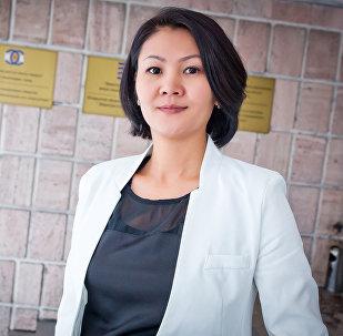 Кыргызстандын улуттук электр станциялары ишканасынын маалымат кызматынын өкүлү Элзада Саргашкаева