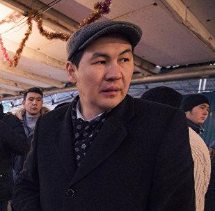 Чүй облустук мамлекеттик монополияга каршы жөнгө салуу бөлүмүнүн башчысы Азамат Жакыпов