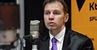 Бишкекский астролог, член международной ассоциации INTAGIO Андрей Рязанцев. Архивное фото