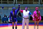Международный турнир по самбо в Казахстане