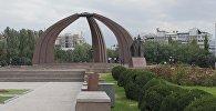 Площадь Победы в Бишкеке. Архивное фото