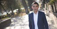 Министр культуры, информации и туризма Кыргызской Республики Азамат Жаманкулов. Архивное фото