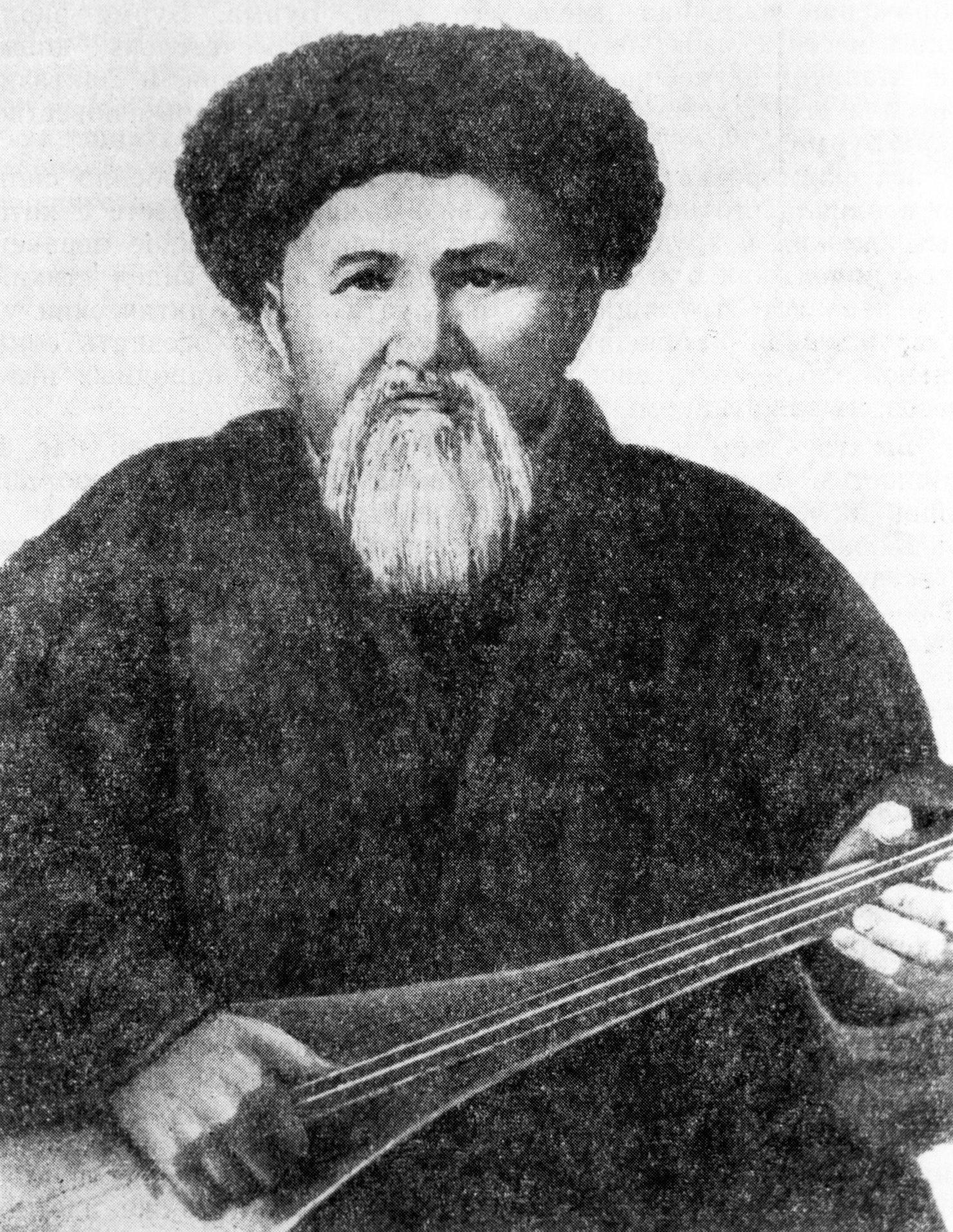 Токтогул Сатылганов
