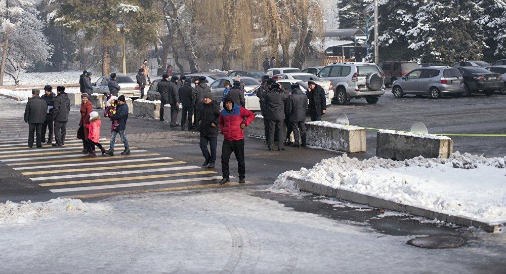 Мэрия города Бишкек приглашает городских жителей встретить Новый Год совместно