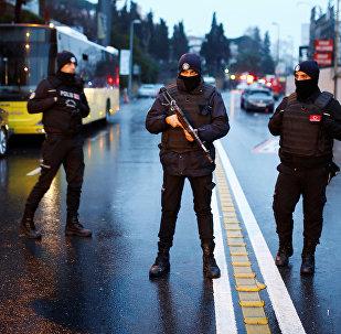 ЖМК: жаңы жыл алдында Стамбулда теракт жасаган Машарипов кармалды