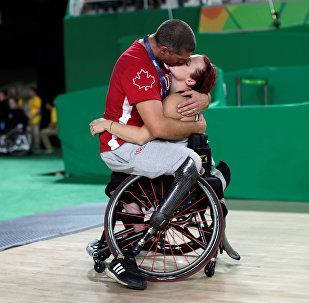 Паралимпийские игры в Рио-де-Жанейро по баскетболу