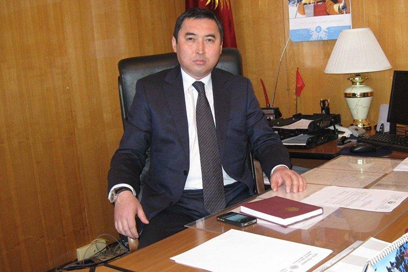 Кандидат в мэры Бишкека Нурдин Абдылдаев. Архивное фото