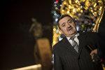 Архивное фото мэра столицы Албека Ибраимова