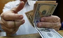 Долларовые купюры США